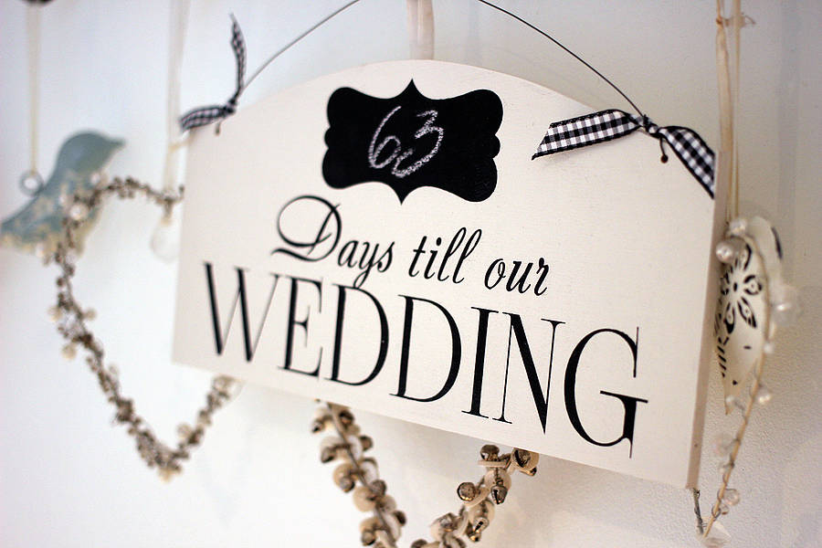 Wedding CountdownVows That Wow