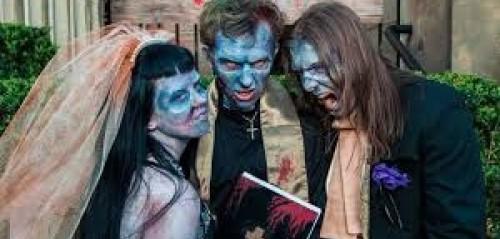 Ghoulish Weddings