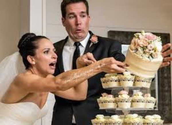 Wedding Bloopers Vows That Wow