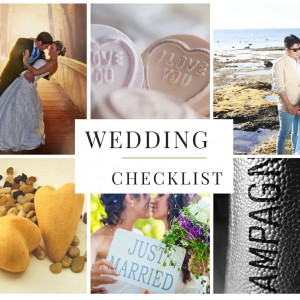 Wedding Checklist pic