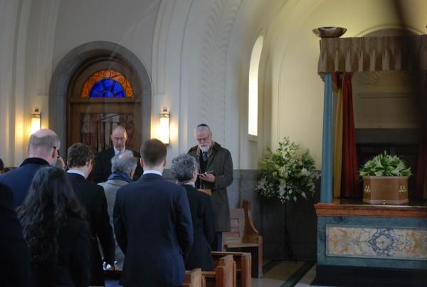 civil funeral