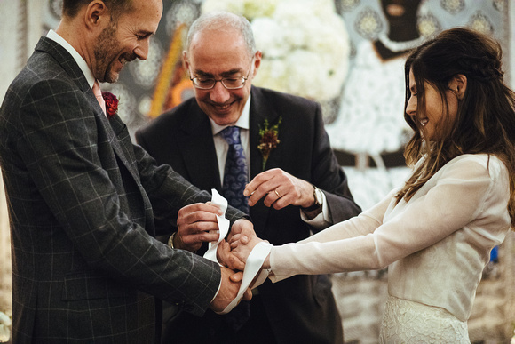 Explaining a Handfasting