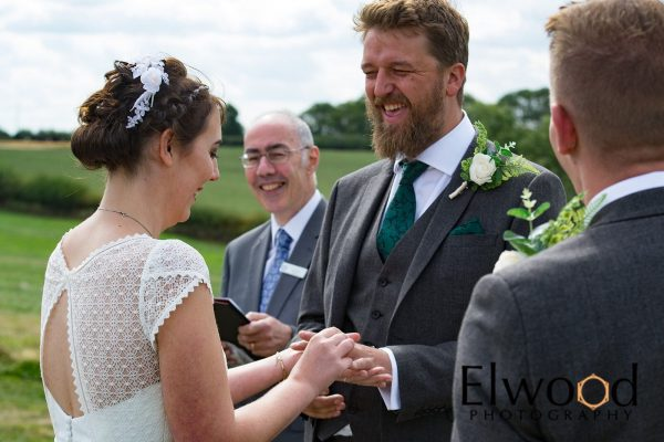 Does humour have a place in a Civil Ceremony?