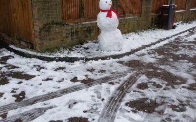 Marrying a Snowman?!